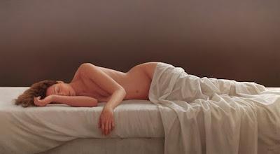 Mujer Durmiendo Desnuda Al Oleo