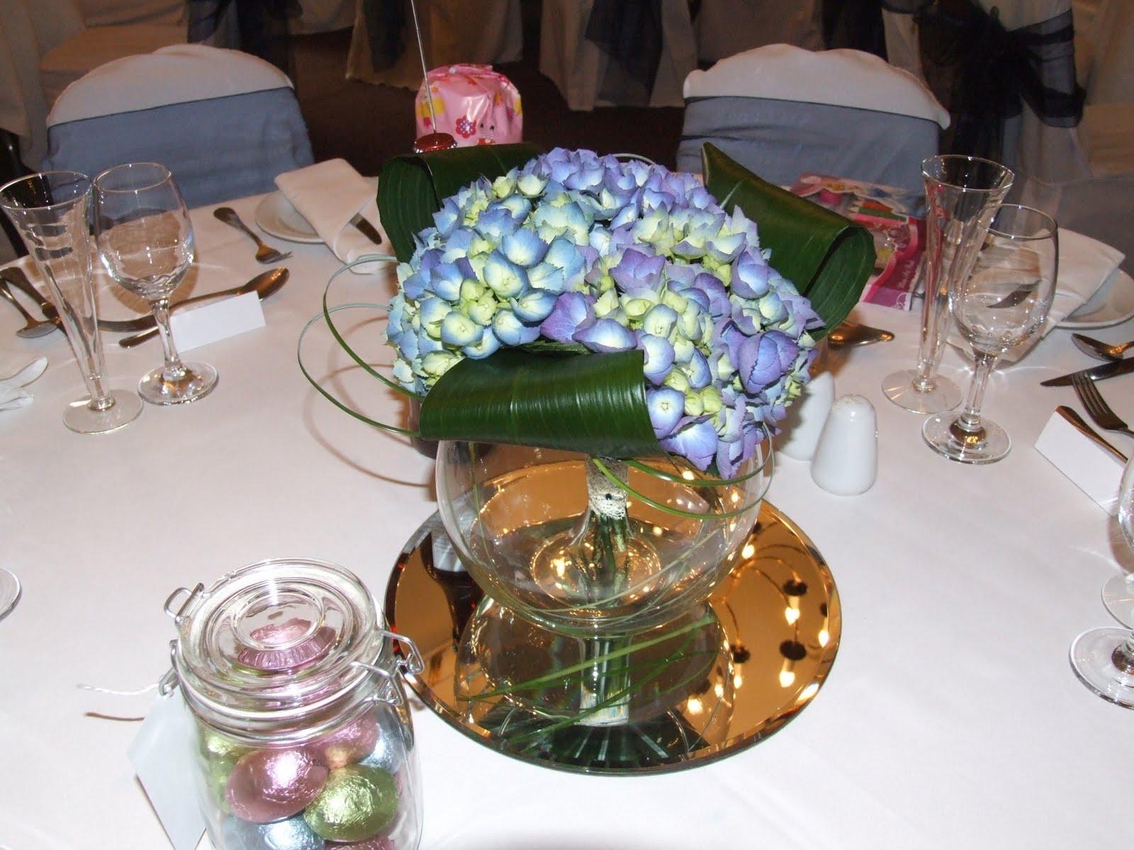 Glass Bowl Table Decorations High School Mediator
