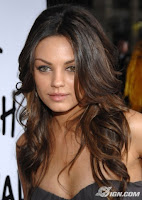 make you love your hair, lets deconstruct Mila Kunis  super sexy hair.
