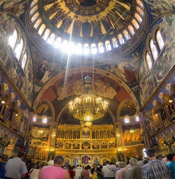 Catedral Ortodoxa de la Santísima Trinidad de Sibiu