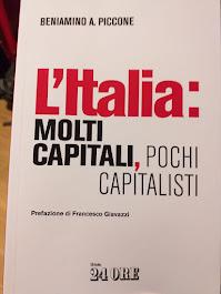 Beniamino A. Piccone, L'Italia: molti capitali, pochi capitalisti, Il Sole 24 Ore, 2019