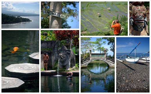 Bali East Coast Tirta Ganga