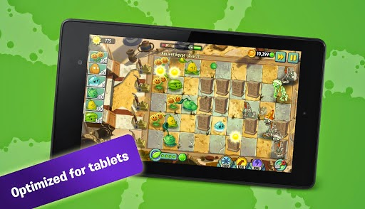 Download Gratis  Game Plants vs. Zombies 2 APK 3.0.1 Untuk Android