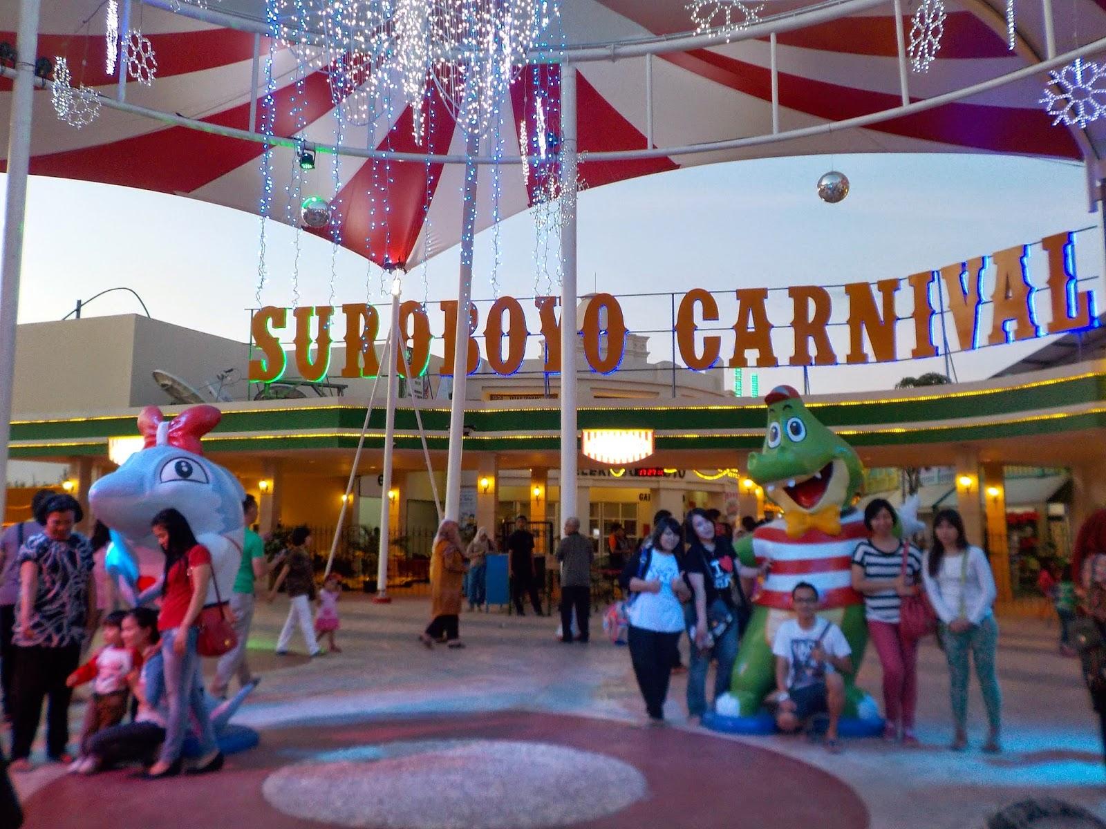 Hasil gambar untuk suroboyo carnival park
