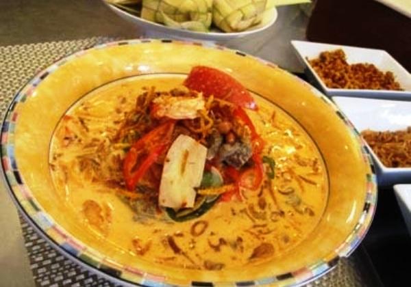 Savory Vegetable of Medan. Nusantara Culinary