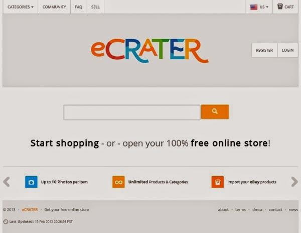 eCrater.com