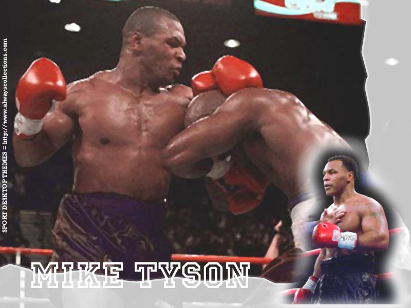 Blogger For Wallpaper Mike Tyson