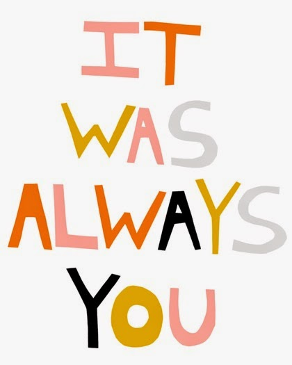 Always you, Written Love, You, Love