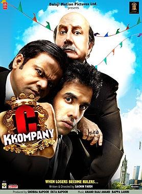 C Kkompany 2008 Hindi HDRip 720p 900mb