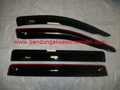 Talang Air Espass Original Black Depan Belakang