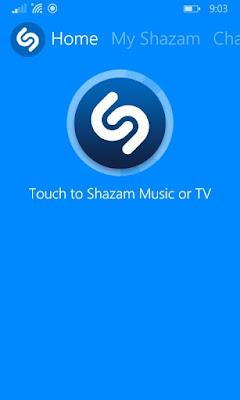 Como descobrir nome de música com o Shazam