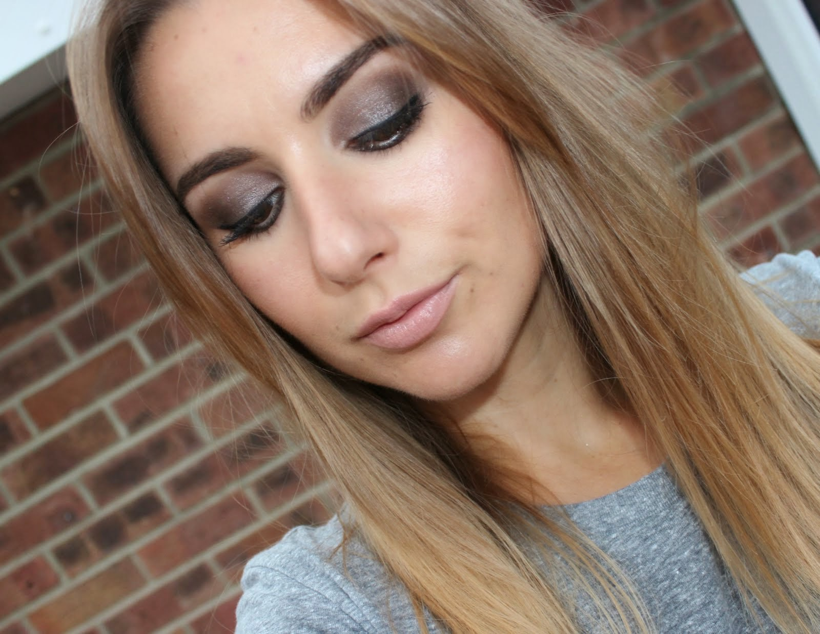 Super Simple Smokey Eye