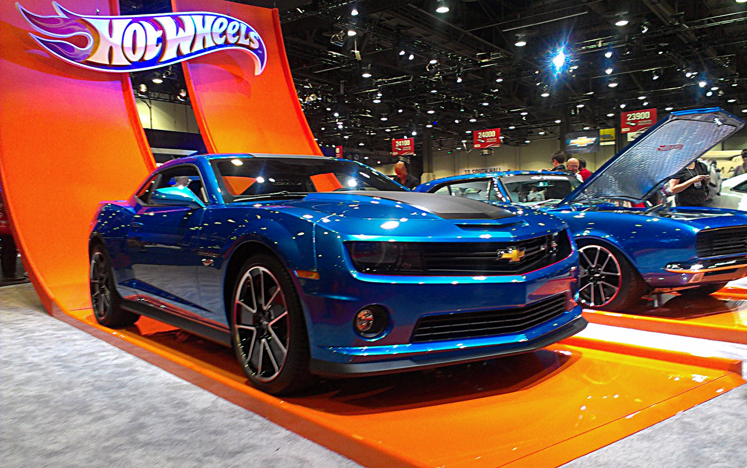 2014 Chevrolet Impala New And Old Camaros Cars Magazine