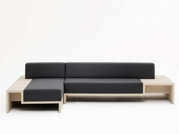 Modern sofa design an interior design Designer loveseats