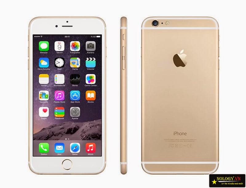 Iphone 6 Plus cũ - giá Iphone 6 Plus cũ