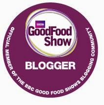 Good Food Show Blogger 2014