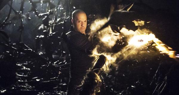 """Vin Diesel es """"El último cazador de brujas"""""""