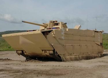 10 Kendaraan Militer Paling di Dunia: Kendaraan Ekspedisi Petarung (EFV)