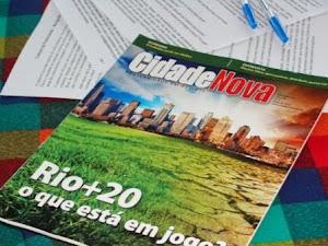 Revista preferida: Cidade Nova
