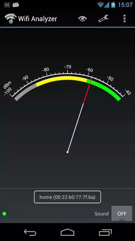Boost wifi signal strength in android wi fi signal meter ccuart Image collections