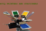 AVIQ PRINTERS AND STATIONERS