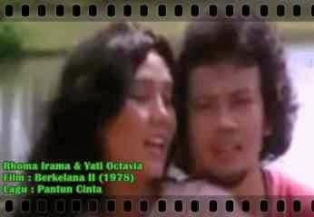 Daftar lagu Rhoma Irama dalam Soundtrack Film lengkap