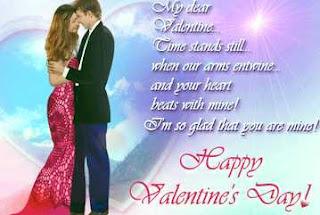 Poezii de Sfantul Valentin Versuri Valentines Day