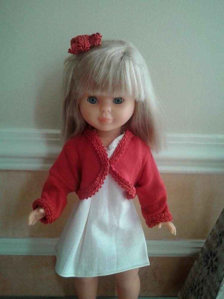 Muñeca Nancy de famosa comuniones 2015