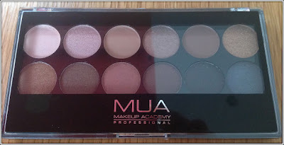 MUA Undressed Palette vs Naked Palette