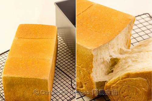 湯種全麥麵包 Tangzhong Wholemeal Toast02