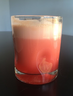 Apple and Cranberry Fresh Juice