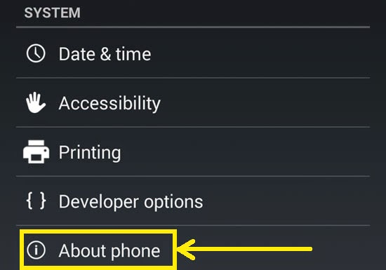 about-phone-android