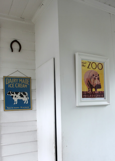 Papered House_mudroom makeover artwork