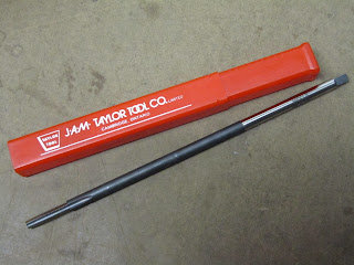 J.A.M TAYLOR TOOL M6 x 1.0 Metric D5 HSS GT 4 Flutes Taper Tap 8 -- Cambridge Ontario High Speed Steel Taps Dies and Remers Special and Standard