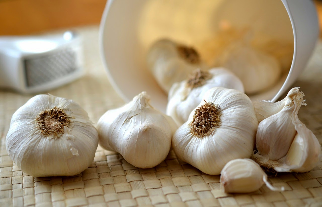 Living From Glory To Glory Blog, How to Use Fresh garlic