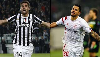 Ver el partido Juventus vs Sevilla en vivo