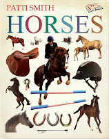 capa de Horses, por Patti Smith