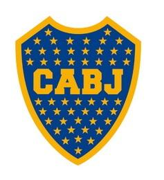 Escudo actual de Boca Juniors