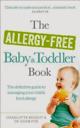 Allergy-free Baby & Toddler Book