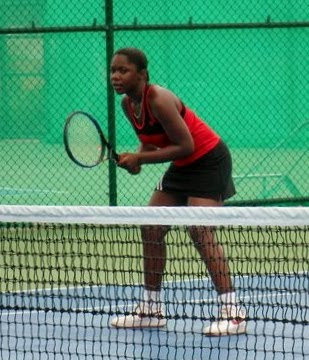 St Lucian Player Takes Up Tennis Scholarship | Saint Lucia ...