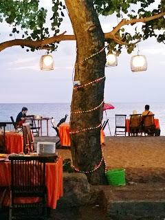 Senggigi Lombok New Furama Seafood Restaurant | www.meheartseoul.blogspot.com