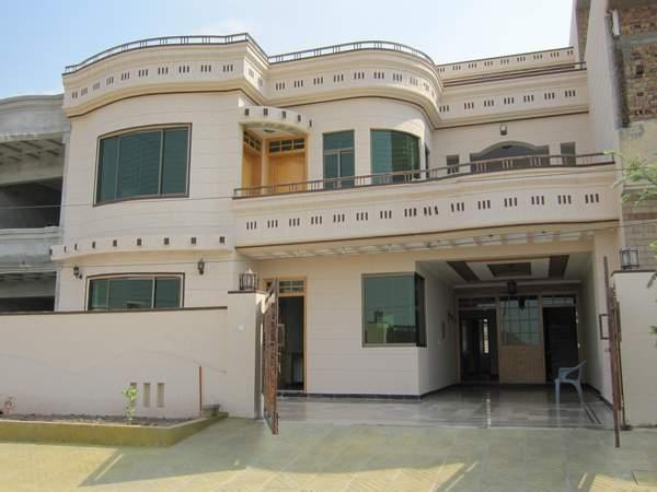 Exterior House Design in Pakistan