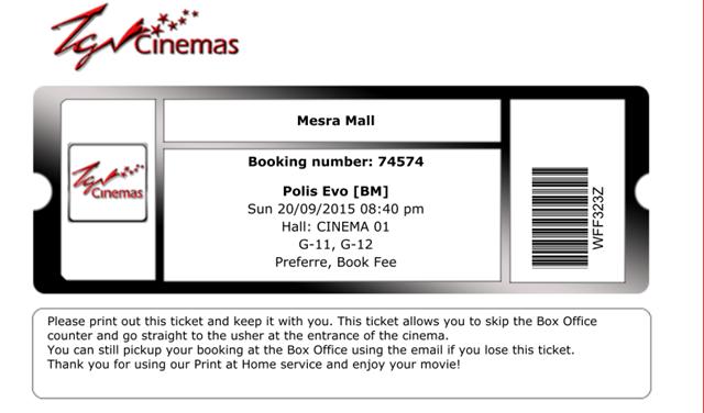 booking online tiket wayang