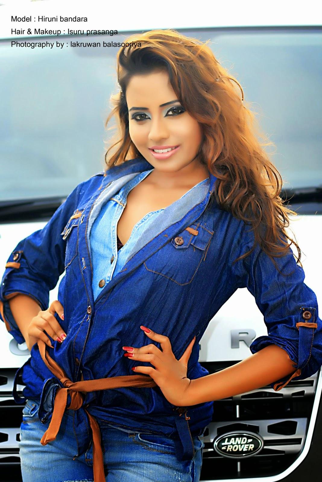 Hiruni Bandara blue