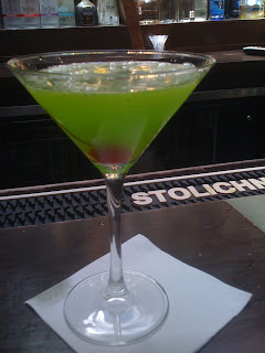 June Bug Martini