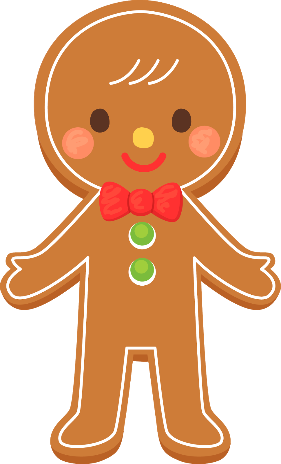 Cute Gingerbread House Clip Art Images & Pictures - Becuo