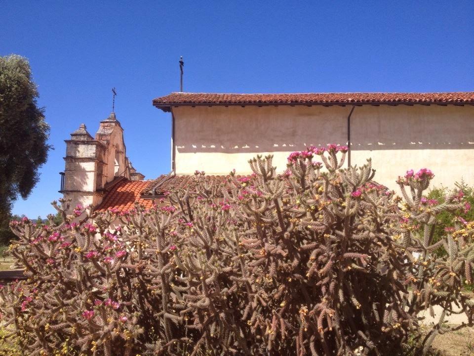 Mission San Antonio Jolon CA