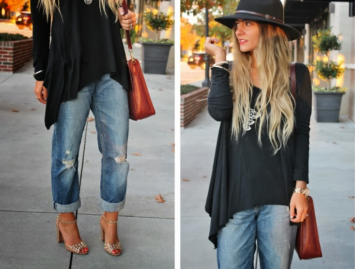 Outfit Post Boyfriend Casual