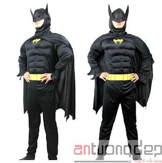 bán và cho thuê trang phục batman