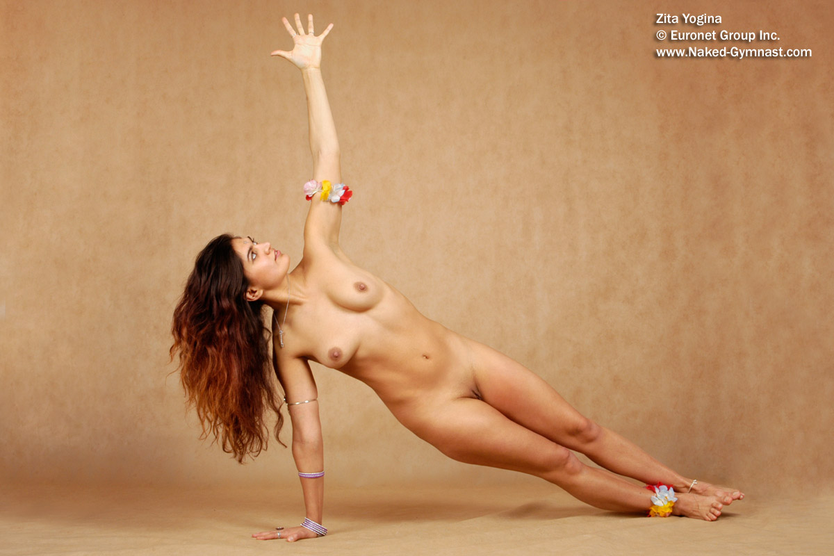 Indian Girl Nude Yoga